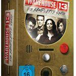 Warehouse 13 – komplette Serie auf Blu-ray für 25,55€ (statt 35€)