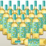 18 Flaschen spanischer Weißwein BEBAME statt 71€ für 47,70€