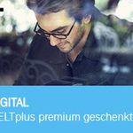 Nur für Telekom-Kunden: 3 Monate WELTplus Premium gratis (Wert 60€) – Kündigung notwendig