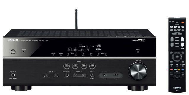 Yamaha RX V481 AV Receiver für 222€ (statt 308€)