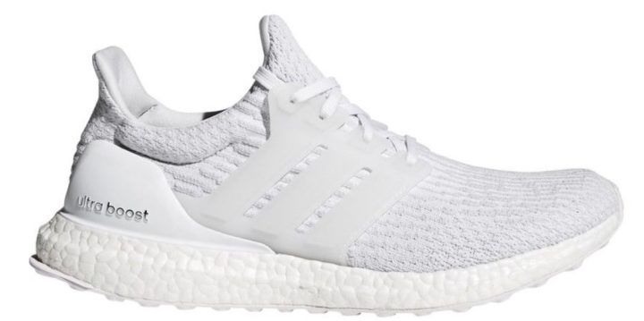 official store undefeated x cheapest release date adidas ultra boost alle weiß 3.0 720cf 5e748