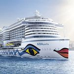 5 Tage Einführungsfahrt von AIDAperla im Mittelmeer inkl. Vollpension & Flügen ab 599€