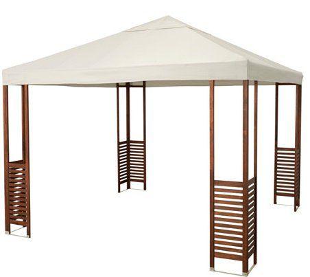 ÄPPLARÖ Pavillon mit 3 x 3 Metern und UPF 50+ ab 214€ (statt 299€)