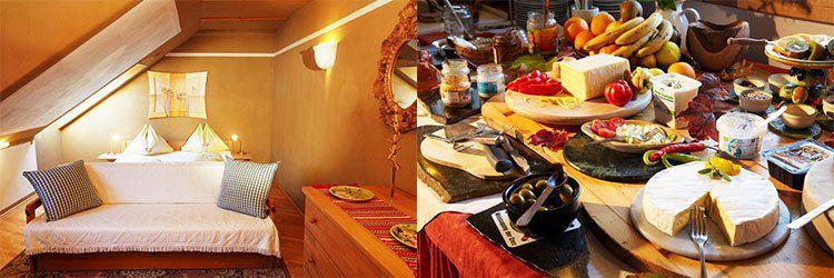 3, 5 o. 7 ÜN in Kärnten in einem Biolandhaus inkl. HP & Massage ab 129€ p.P.