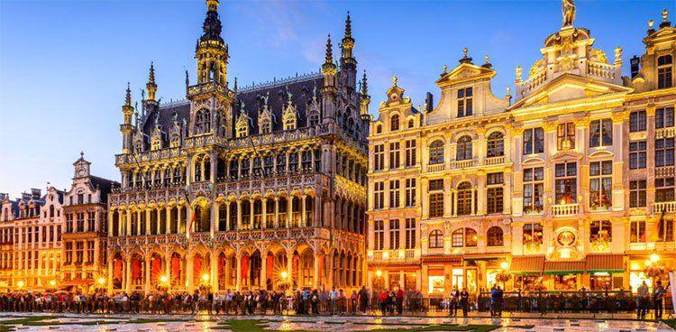 2 ÜN in Brüssel inkl. Frühstück & MARCO POLO Brüssel Guide ab 115€ p.P.