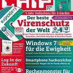 3 Ausgaben CHIP mit DVD für 11,90€ oder Chip Premium für 16,90€ + 10€ TankBON oder Sachprämie für 1€ Zuzahlung