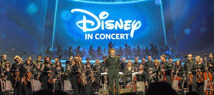 Disney in Concert in Berlin oder Frankfurt inkl. ÜN & Frühstück ab 133,50€ p.P.