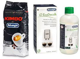 Vorbei! DeLonghi ECAM 23.463.B Kaffeevollautomat mit Entkalker & Espressobohnen für 389,90€ (statt 444€)