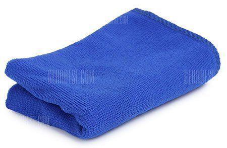 Microfaser Tuch (30x70cm) für die Autoreinigung für 0,09€