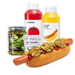 Wieder da! Ikea Hotdog Party Paket für nur 19,95€   reicht für 32 Hot Dogs