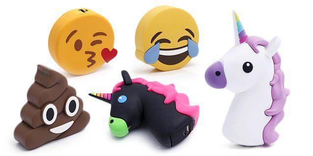 iProtect Emoji Powerbank (2000mAh) für 8,90€ (statt 15€)