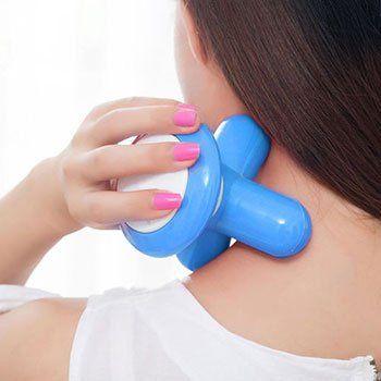 Kleines Massagegerät für 1,79€