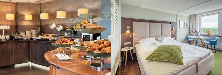 1 ÜN auf Texel (NL) an der Nordsee inkl. Frühstück & Wellness ab 55€ p.P