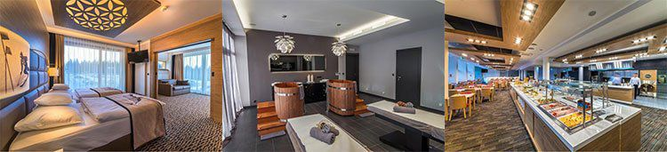 2 ÜN in Zakopane (PL) in 5* Hotel inkl. Halbpension & Wellness (2 Kinder bis 5 kostenlos) ab 99€ p.P.