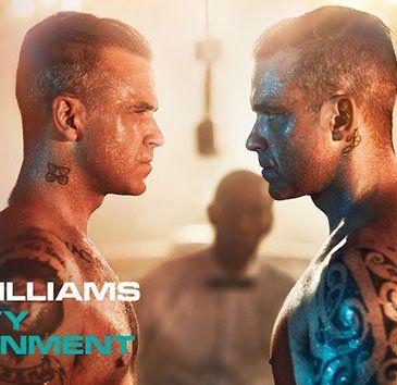 Robbie Williams The Heavy Entertainment Show in Dresden inkl. ÜN & Frühstück ab 98€ p.P.