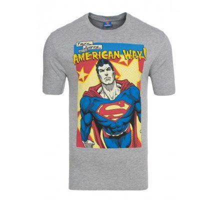 Superman Motiv T Shirts [XL und XXL] für nur je 2,99€