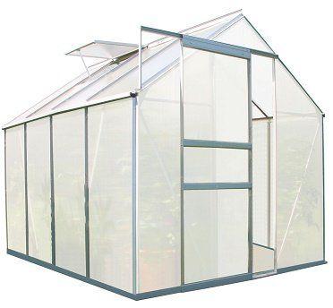 Zelsius Gewächshaus mit 250 cm x 190 cm für 224,96€