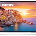 Medion Life P18107 (MD 31161) – 49″-LCD-TV mit FHD und Triple Tuner für 349,99€ (statt 429€)