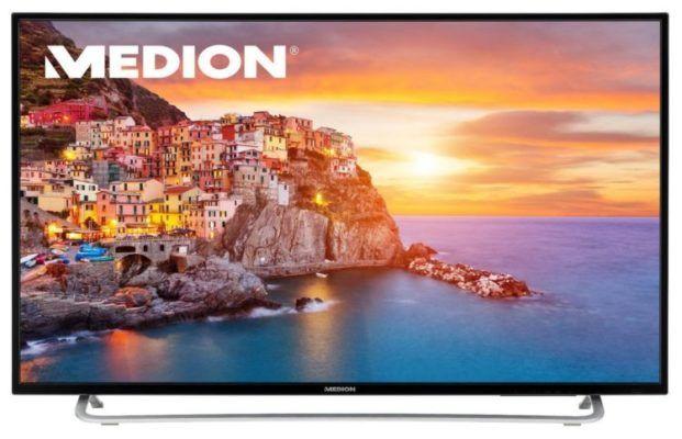 Medion Life P18107 (MD 31161)   49 Zoll Full HD Fernseher mit Triple Tuner für 349€ (statt 429€)