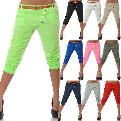 Daleus 3/4 Chino Shorts für Damen für 18,98€ (statt 25€)