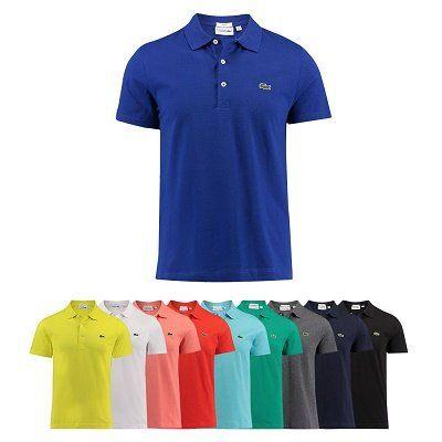 Lacoste Poloshirts für Herren (Slim Fit) für 39,90€ (statt 50€)