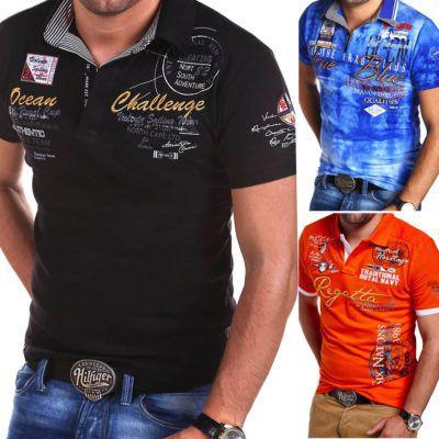 Behype Poloshirts   verschiedene Modelle für 16,90€