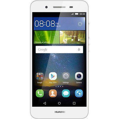 Huawei P8 Lite   Android 5 Smartphone mit 16GB Silber, Dual SIM für 119€ (statt 162€)