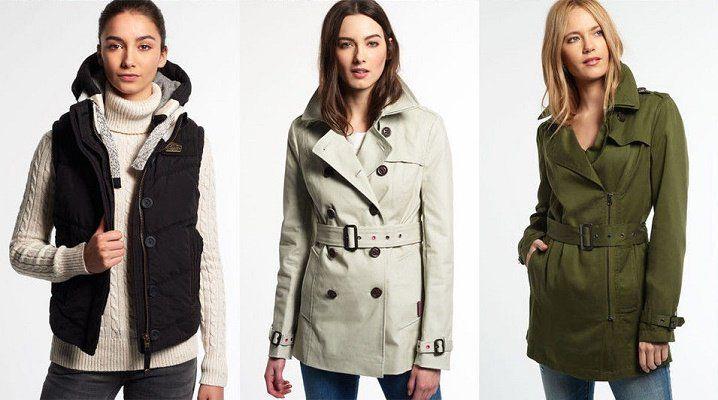 Superdry Herren und Damen Jacken für 46,95€