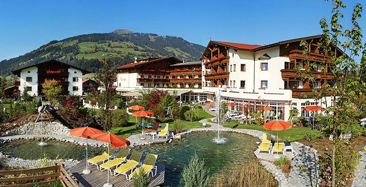 2 ÜN in Tirol inkl. Verwöhnpension, Wellness, Fitness & Kinderbetreuung (2 Kinder bis 6 kostenlos) ab 159€ p.P.