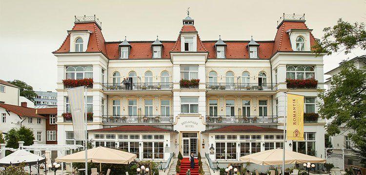 2 ÜN im April im Seebad Heringsdorf an der Ostsee inkl. Frühstück, Dinner & Wellness ab 99€ p.P.