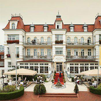 2 ÜN im Seebad Heringsdorf an der Ostsee inkl. Frühstück, Dinner & Wellness ab 89€ p.P.   zu Pfingsten buchbar!