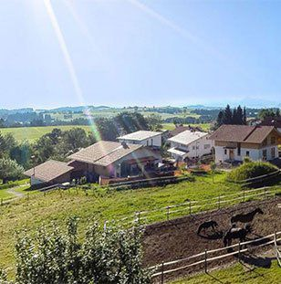 5 ÜN im Oberallgäu inkl. HP, Hallenbad, Sauna & Fitness für 155€ p.P.