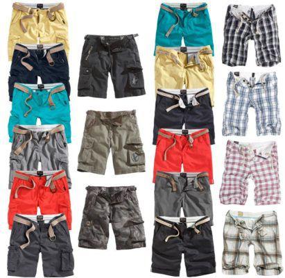 Surplus Raw Vintage Bermuda Shorts für je 28,90€