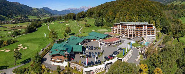 2 ÜN in Kitzbühel im 5* Hotel inkl. Frühstück, Dinner & Wellness ab 179€ p.P.