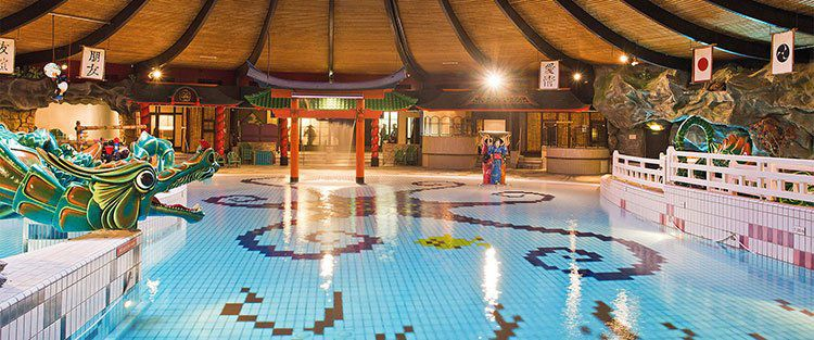 2 ÜN in Assen (NL) inkl. All Inclusive, Wellness, Fitness & Bowling ab 129€ p.P.