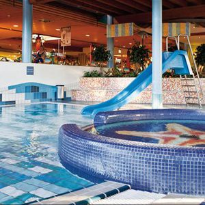 2 ÜN in Wismar inkl. täglichem Eintritt in Spaßbad, Frühstück, Dinner, Fitness & Wellness ab 189€ p.P.