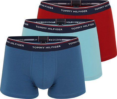 Tommy Hilfiger Boxershorts 3er Pack für 26,91€ (statt 31€)