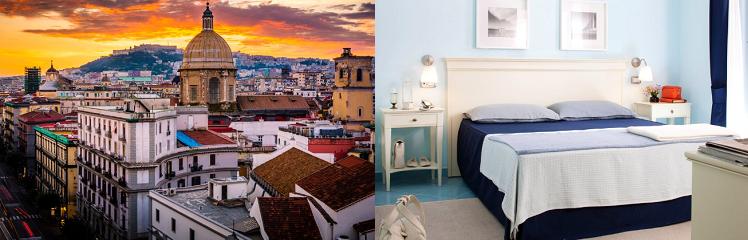 5 o. 7 ÜN im 4* Hotel bei Salerno inkl. Vollpension, Mozzarella Workshop, Mietwagen, Flüge und mehr ab 439€ p. P.