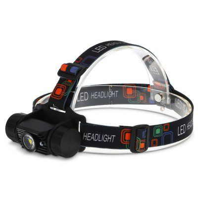 Boruit RJ   02 R5 LED Stirnlampe mit 300LM für 7,81€