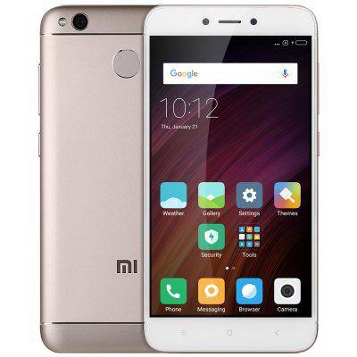 Xiaomi Redmi 4X   5 Zoll Smartphone mit voller LTE Unterstützung für 106,79€ (statt 125€)