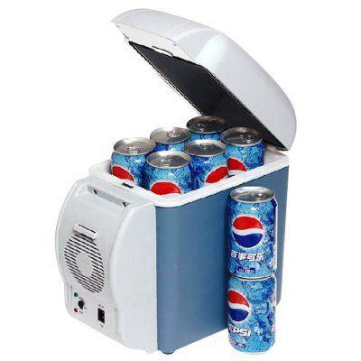12V/37Watt Auto Kühlbox mit 7,5L für 32,99€ (statt ~50€)