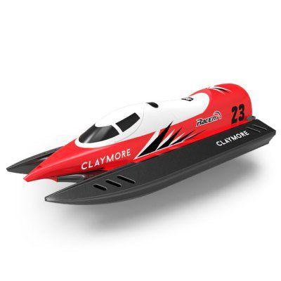 Volantex CLAYMORE V795   RC Speedboot mit bis zu 25km/h für 35,59€ (statt 45€)