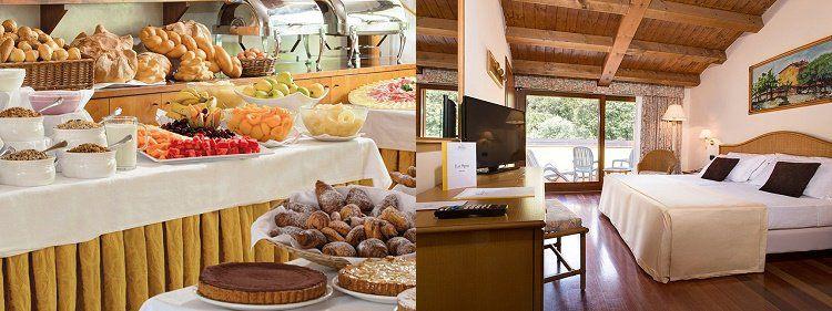 7 ÜN im 4* Hotel am Gardasee inkl. Halbpension ab 2 Personen ab 689,99€