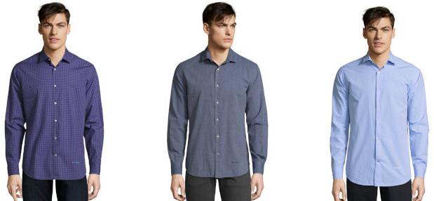 Henry Cottons Sale bei Vente Privee mit bis zu 67%   z.B. Hemden ab 32€