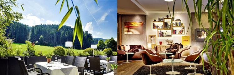 2   4 ÜN im 4* Hotel in Tirol inkl. 5 Gänge Gourmet Dinner, Halbpension & Wellness ab 279€ p.P.