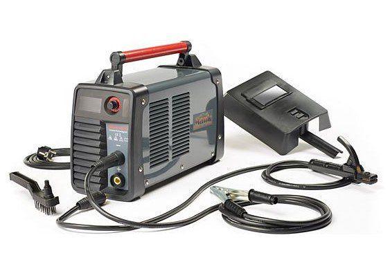 Mauk MIS 140A   Elektroden Inverter Schweißgerät für 71,99€ (statt 90€)