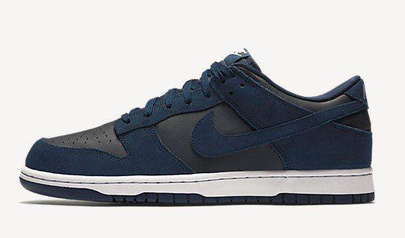 Nike Sneaker Dunk Low in Binary Blue für 54,85€ (statt 95€)