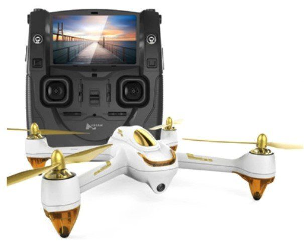 Hubsan H501S X4 FPV Quadcopter mit 1080P Kamera & GPS für 156,39€ (statt 209€)