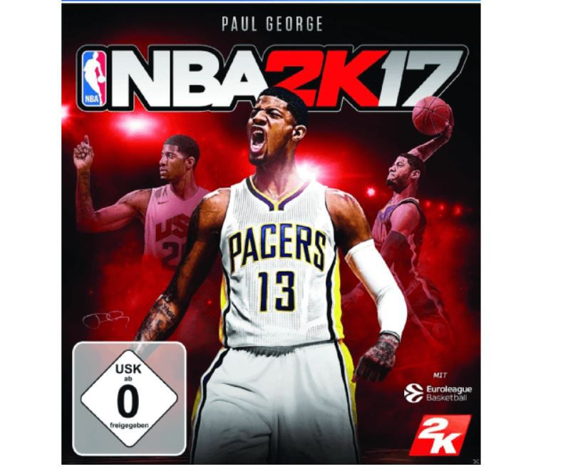 NBA 2K17 PS4   XBos one Game ab je nur 12,99€