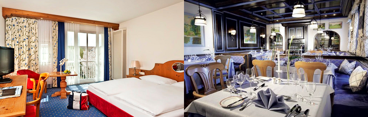 2, 3 o. 5 ÜN im 5* Hotel in Bad Griesbach inkl. Halbpension, Wellness, Fitness, uvm. ab 164€ p.P.
